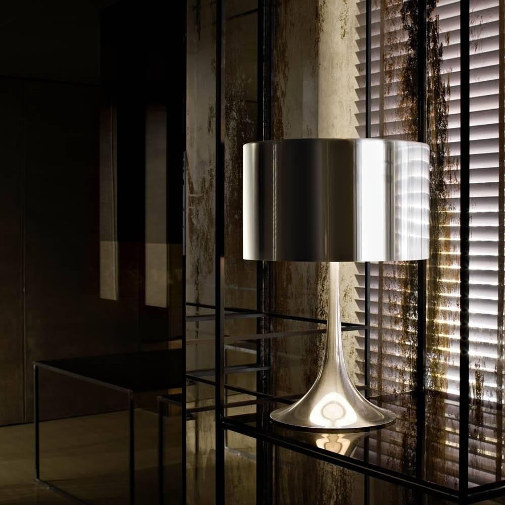 Spun Light Table Lamp