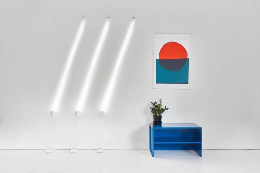 Castor's Award-Winning Induction Wall Light