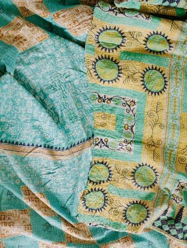 Billabong Kantha Quilt