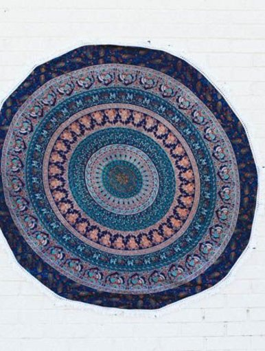Mandala Tapestry Small