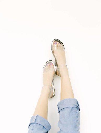 Stardust Sandal