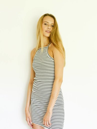 Alyssum Dress