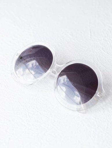 Orla Sunglasses - Clear