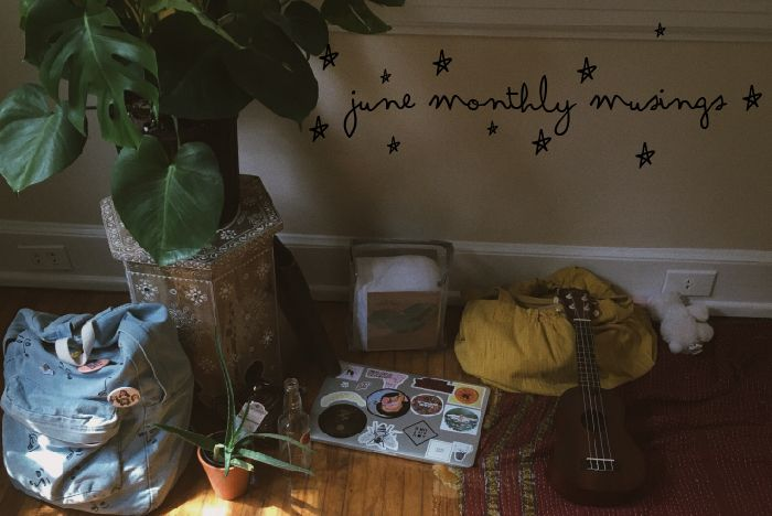 Monthly Musings: The June Edition