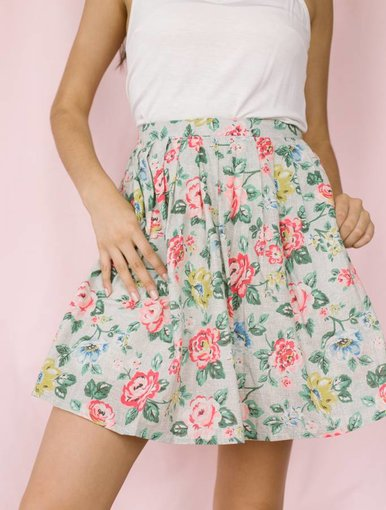 Jacqui Skirt