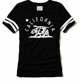 California Evolution With Double Stripe Sleeves