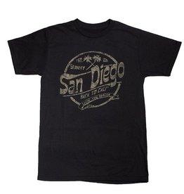 Sunny San Diego Black