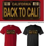 BTC License Plates California
