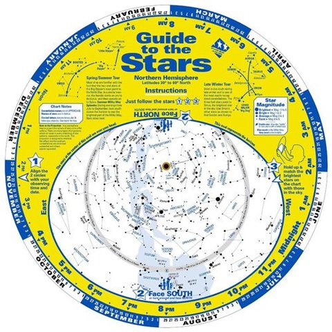 KEN PRESS N PLANISPHERE