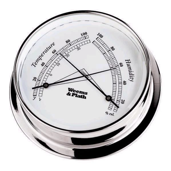 WEEMS & PLATH PLATH ENDURANCE 125 COMFORTMETER CHROME