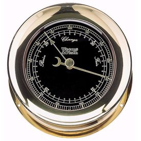 WEEMS & PLATH PLATH ATLANTIS BAROMETER BLACK