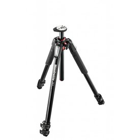 MANFROTTO DISTRIBUTION MANFROTTO 055 3 Section Aluminum Tripod