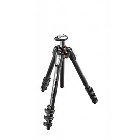 MANFROTTO MT055 4-SECTION CARBON FIBER TRIPOD