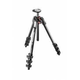 MANFROTTO MANFROTTO 190 4-SECTION CARBON FIBER TRIPOD