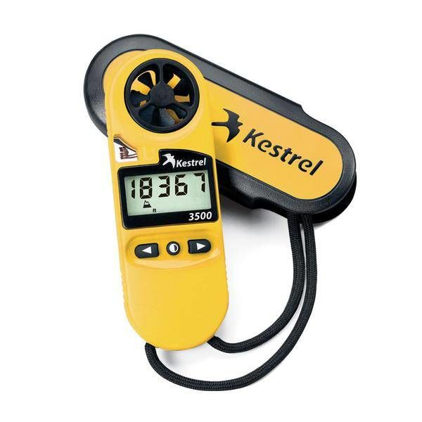 NIELSEN-KELLERMAN KESTREL 3500 WEATHER METER