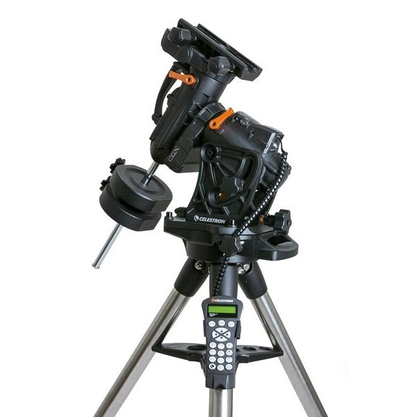 CELESTRON CELESTRON CGX COMPUTERIZED EQUATORIAL MOUNT AND TRIPOD