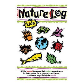 INGRAM CONTENT GROUP (books) Nature Log Kids