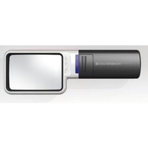 ESCHENBACH 4X LED ILLUMINATED HAND-HELD MAGNIFIER