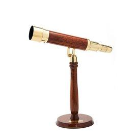 CELESTRON CELESTRON AMBAS. 50 Brass table top telescope
