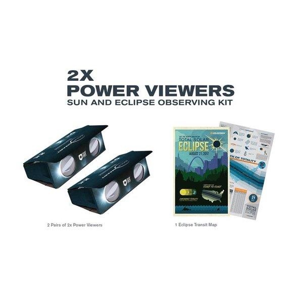 CELESTRON CELESTRON EclipSmart 2x Power Solar Kit