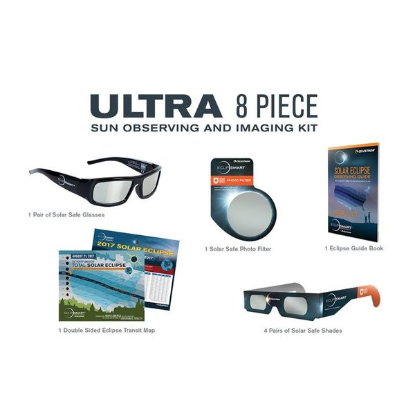 CELESTRON CELESTRON EclipSmart Ultra Solar Kit