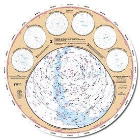 """CELESTIAL TEAPOT DESIGNS CELESTIAL TEAPOT DESIGNS 16"""" PLANISPHERE"""