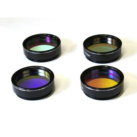 "CELESTRON 1.25"" LRGB Imaging Filter Set"