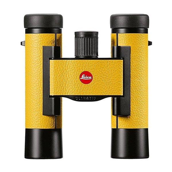 LEICA LEICA Ultravid Colorline 10x25-Lemon Yellow