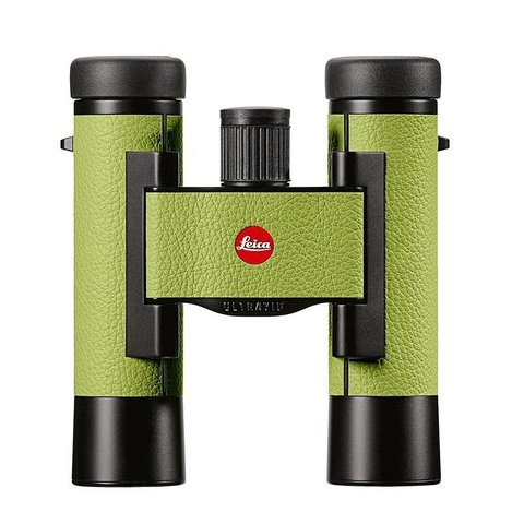 LEICA Ultravid Colorline 10x25-Apple Green