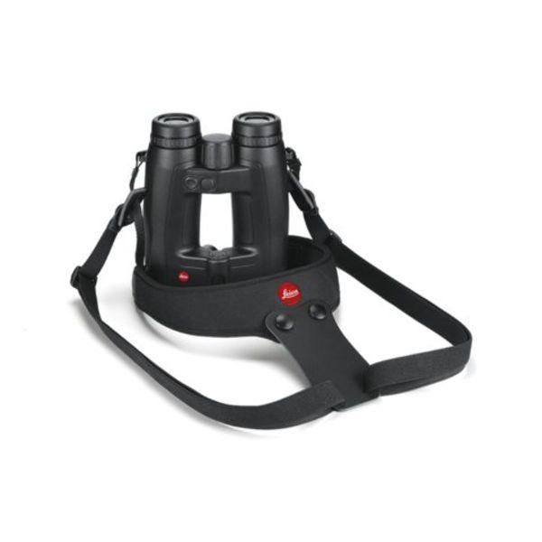 LEICA Leica Bino Sport Strap - Pitch Black