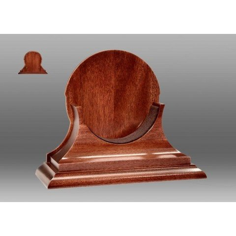 CHELSEA 4.5 MAHOGANY BASE TRADITIONAL