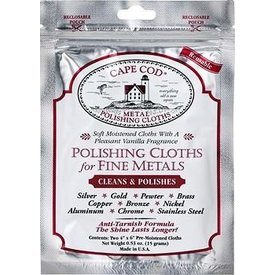 CAPE COD POLISH COMPANY,INC. CAPE COD POLISHING CLOTHS