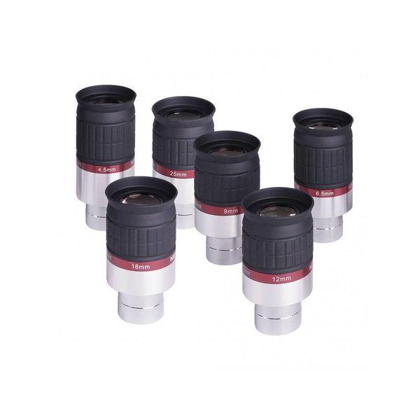 MEADE INS'T MEADE HD Complete Eyepiece Set w/ Case