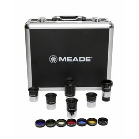 MEADE SERIES 4000 5 EYEPIECE + 6 FILTER SET