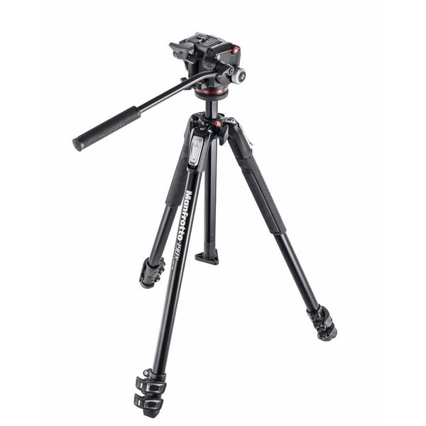 MANFROTTO MANFROTTO MK190 Tripod  with Fluid Head Kit