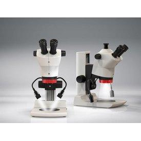 LABO AMERICA INC. Labomed Luxeo 6Z Stereo Zoom Microscope with Binocular Head