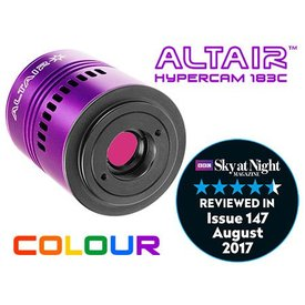 Altair Altair Hypercam 183C Color CMOS Camera
