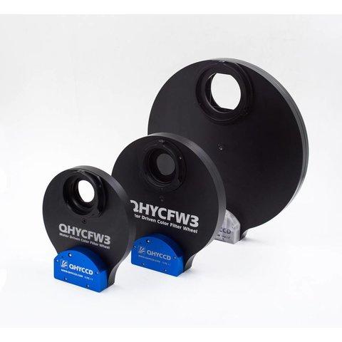 QHY FW3 Slim 6/7 Position Filter Wheel