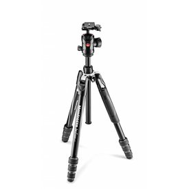 MANFROTTO DISTRIBUTION Manfrotto Befree GT Aluminum Tripod (twist lock, ball head)