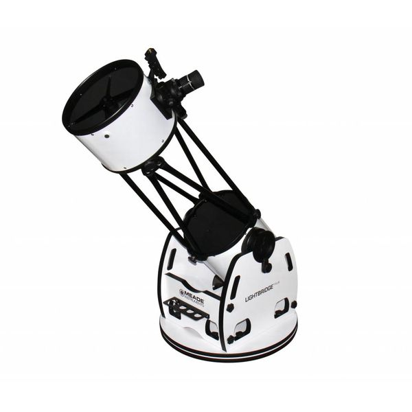 MEADE INS'T Meade 10 Inch LightBridge Plus Truss-Tube Dobsonian