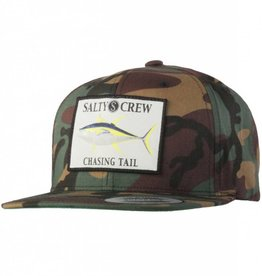 Salty Crew Ahi Patched Cap