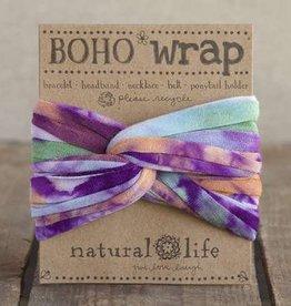 Natural Life Boho Wrap Tie-Dye
