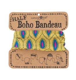 Natural Life Half Boho Gold