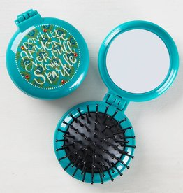 Natural Life Compact Brush/Mirror