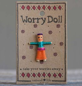 Natural Life NATURAL LIFE WORRY DOLL
