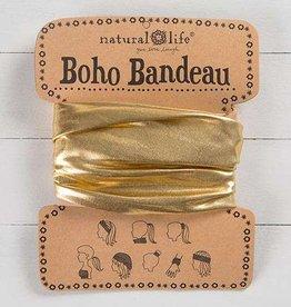 Natural Life Boho Bandeau Metallic