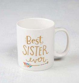 Natural Life Best Sister Ever Mug