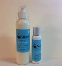 NuLuv Naturals Nuluv Natural Goatmilk Facial Moisturizer 2oz