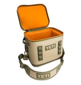 YETI Yeti Hopper Flip 12 w/Handle Field Tan