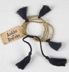 Natural Life Bali Ankle Bracelet